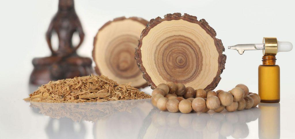 sandalwood-variations